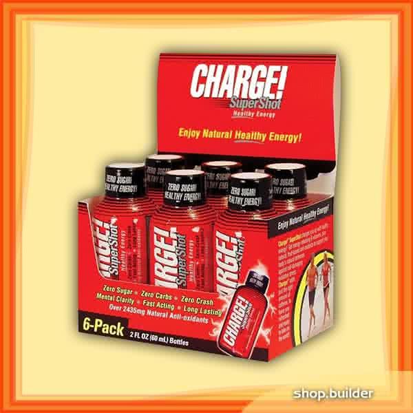 Labrada Nutrition Charge Super Shot 6x75 ml