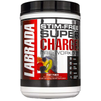 Labrada Nutrition Super Charge Stim-Free (675 gr.)