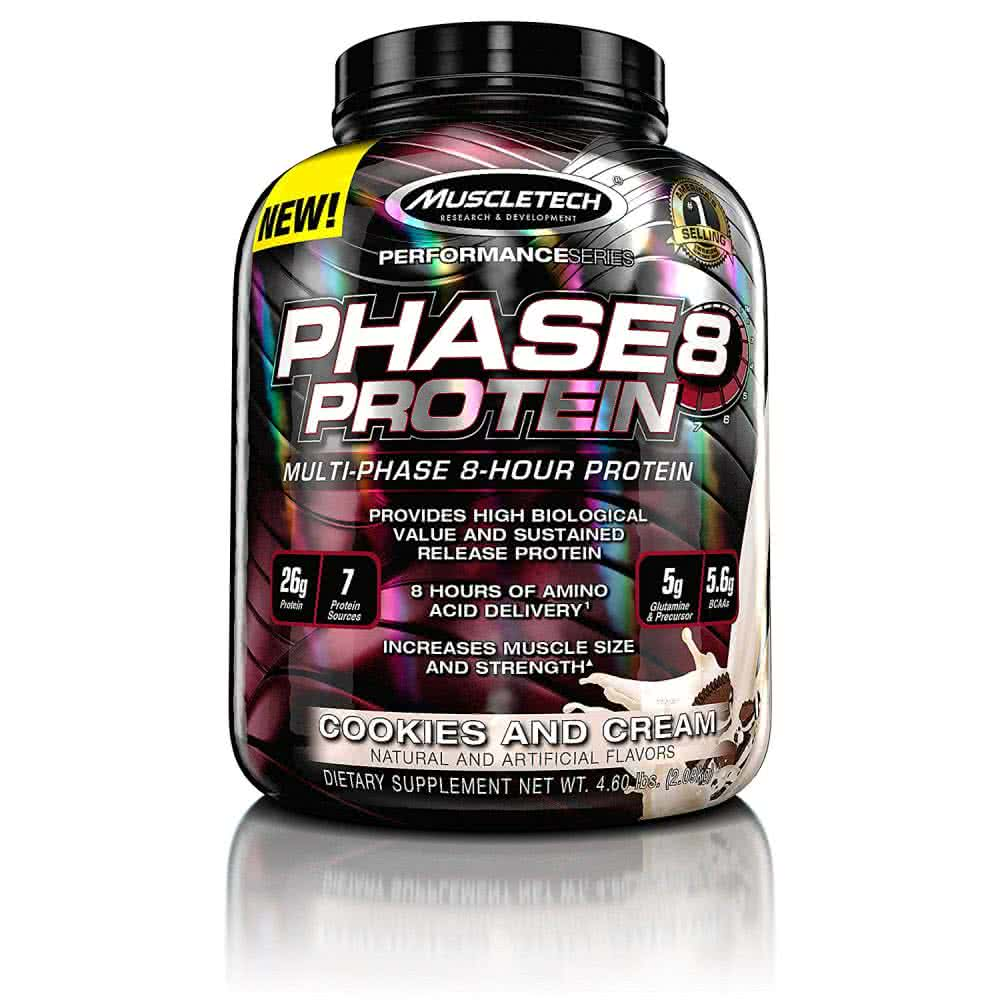 MuscleTech Phase 8 2 kg