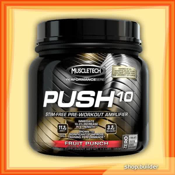 MuscleTech Push 10 487 gr.