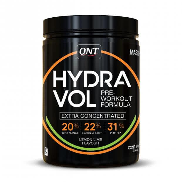 QNT Sport HYDRAVOL Pre-Workout Formula 300 gr.