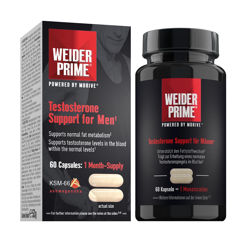 Weider Nutrition Prime 60 kap.