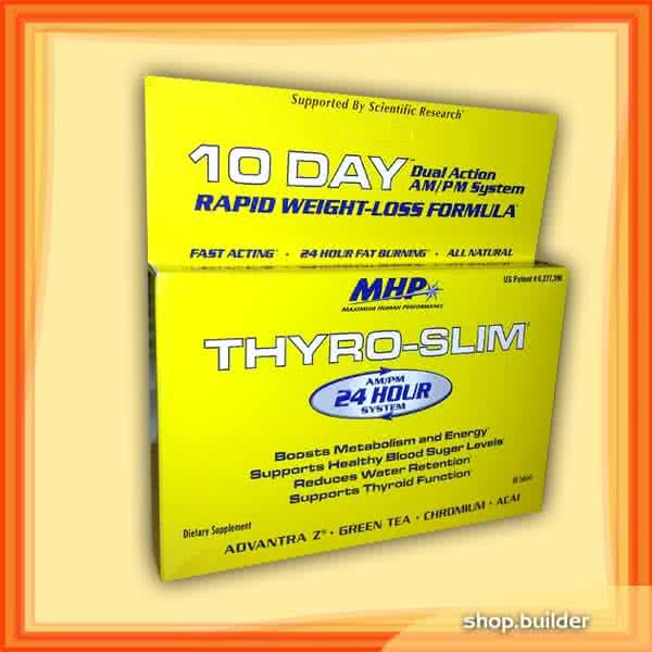 MHP Thyro-Slim 20+20tab.