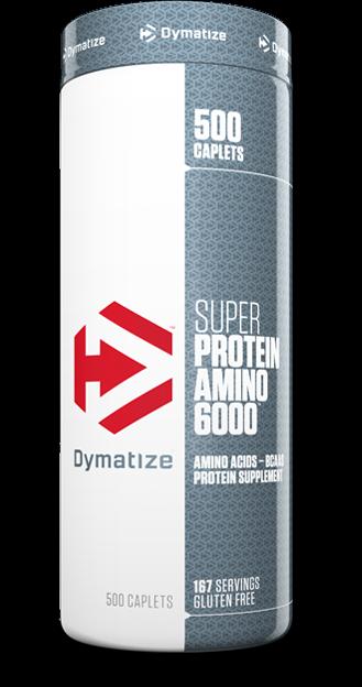 Dymatize Super Amino 6000 500 tab.