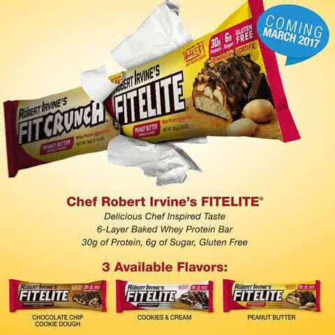 FortiFX Robert Irvines Fit Elite Bar 88 gr.