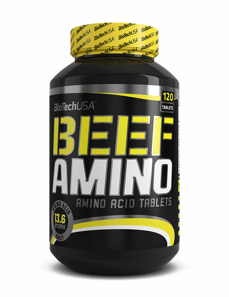 BioTech USA Beef Amino 120 tab.