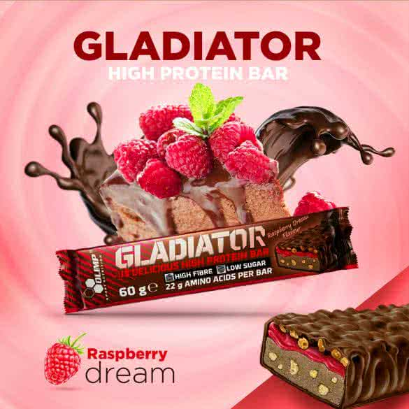 Olimp Sport Nutrition Gladiator Bar 60 gr.