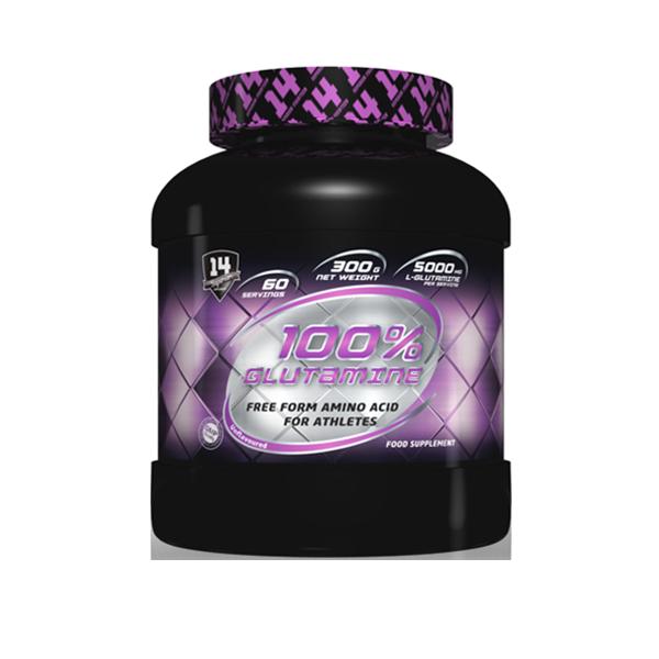 Superior 14 100% Glutamine 300 gr.