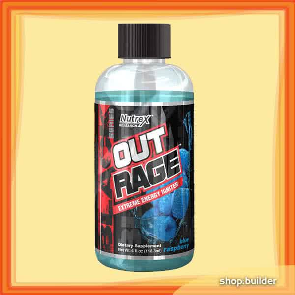 NutreX Research OutRage Shot 118 ml
