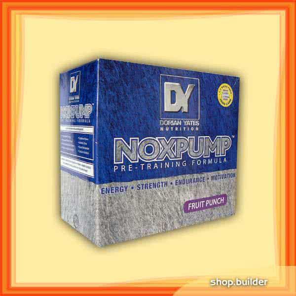 Dorian Yates Nutrition NOXPump Sticks 30 pak.