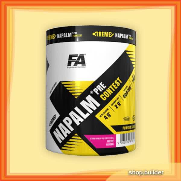 Fitness Authority XTreme Napalm Pre-Contest 500 gr.