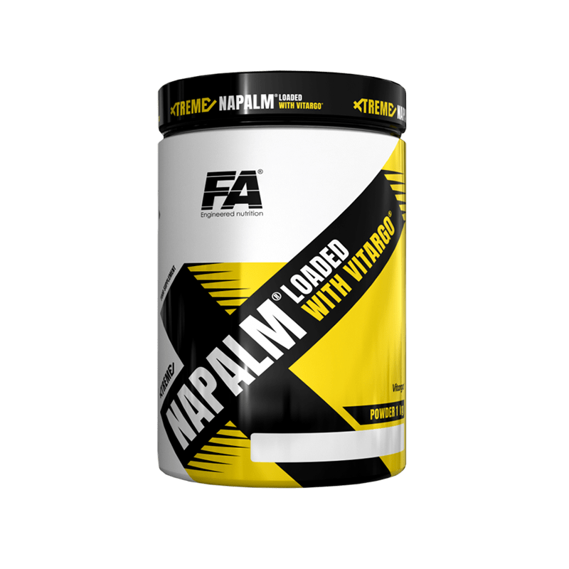 Fitness Authority XTreme Napalm Loaded With Vitargo 1 kg