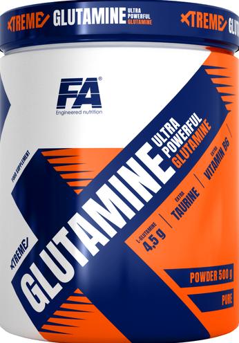Fitness Authority XTreme Glutamine 500 gr.