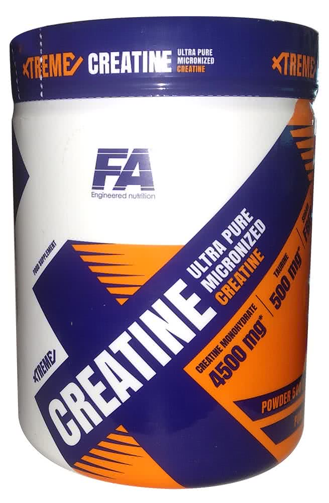 Fitness Authority XTreme Creatine 500 gr.