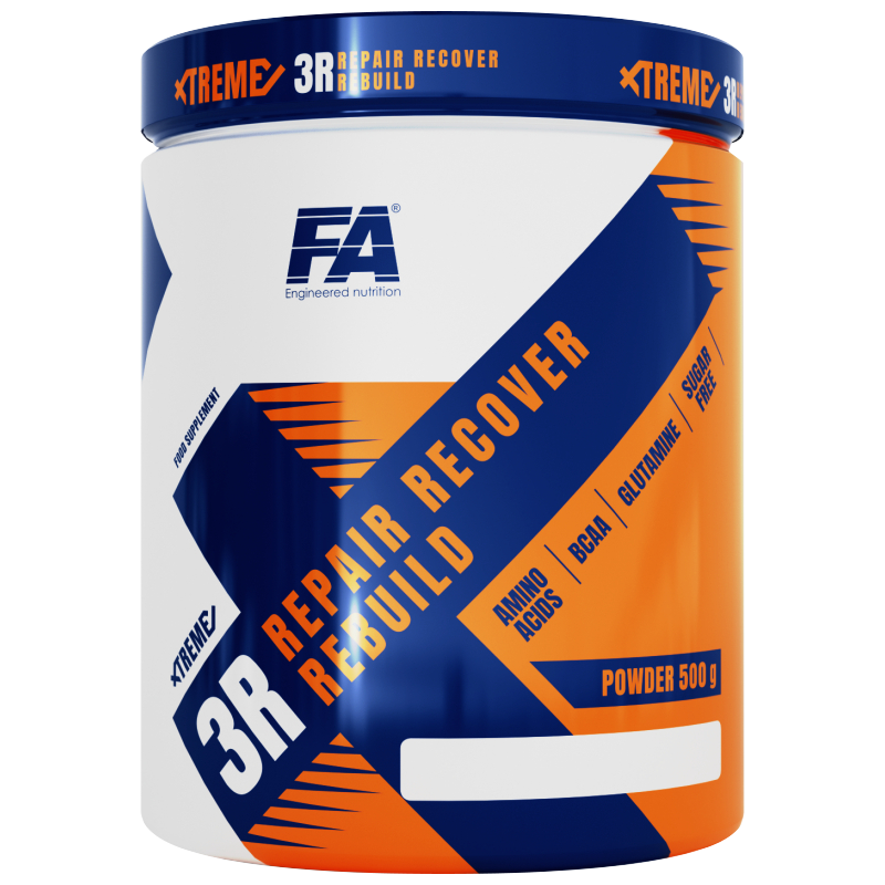 Fitness Authority XTreme 3R 500 gr.