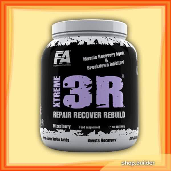Fitness Authority XTreme 3R 1000 gr.