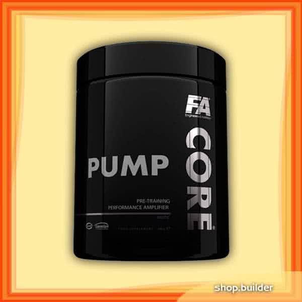 Fitness Authority Pump Core 500 gr.