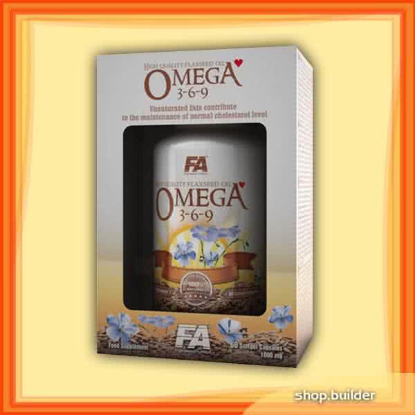 Fitness Authority Omega 3-6-9 90 g.k.