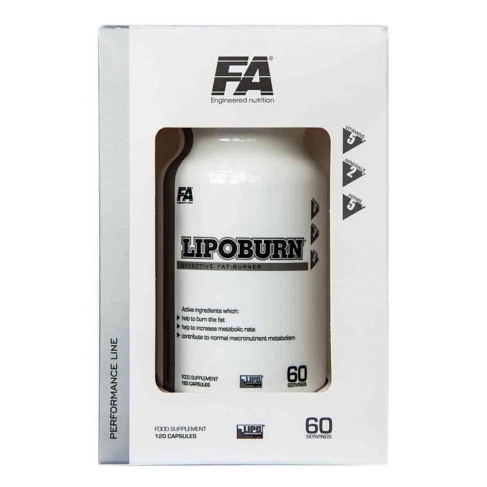 Fitness Authority Lipo Burn 60 tab.