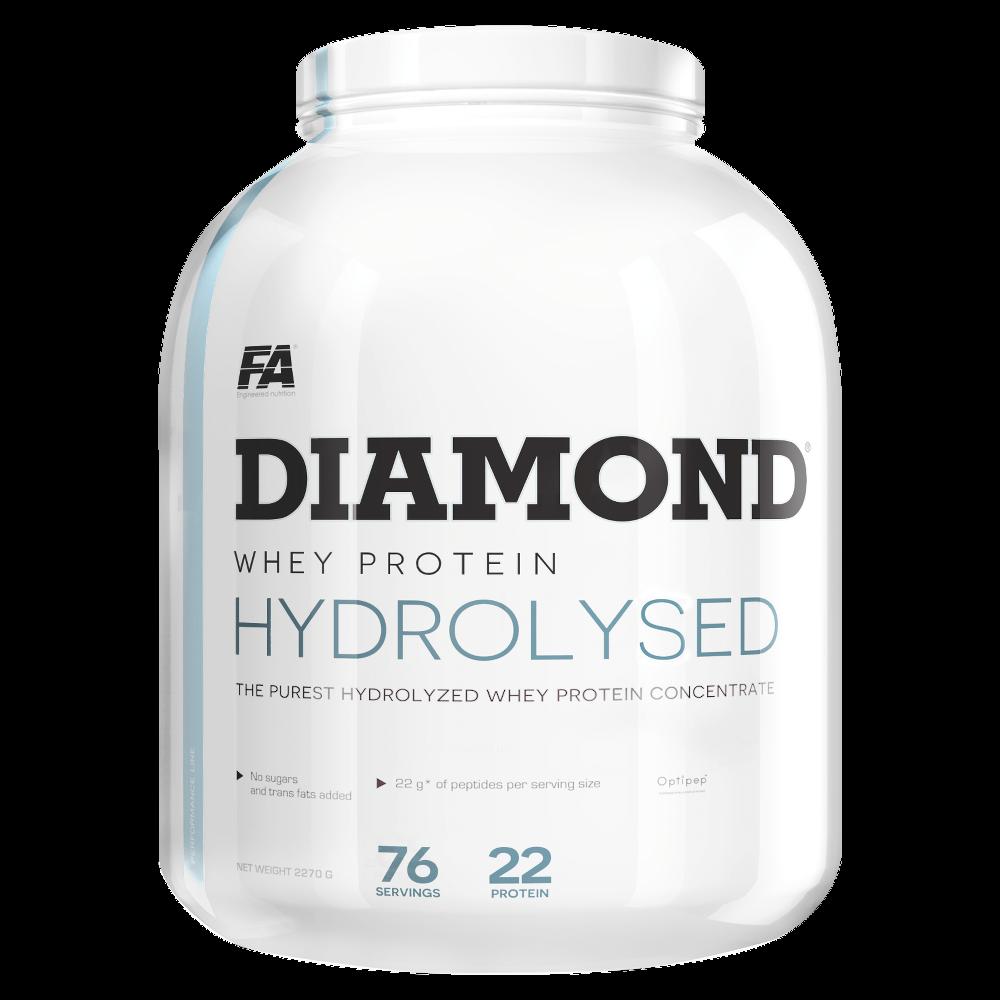 Fitness Authority Diamond Hydrolyzed Whey Protein 2,27 kg