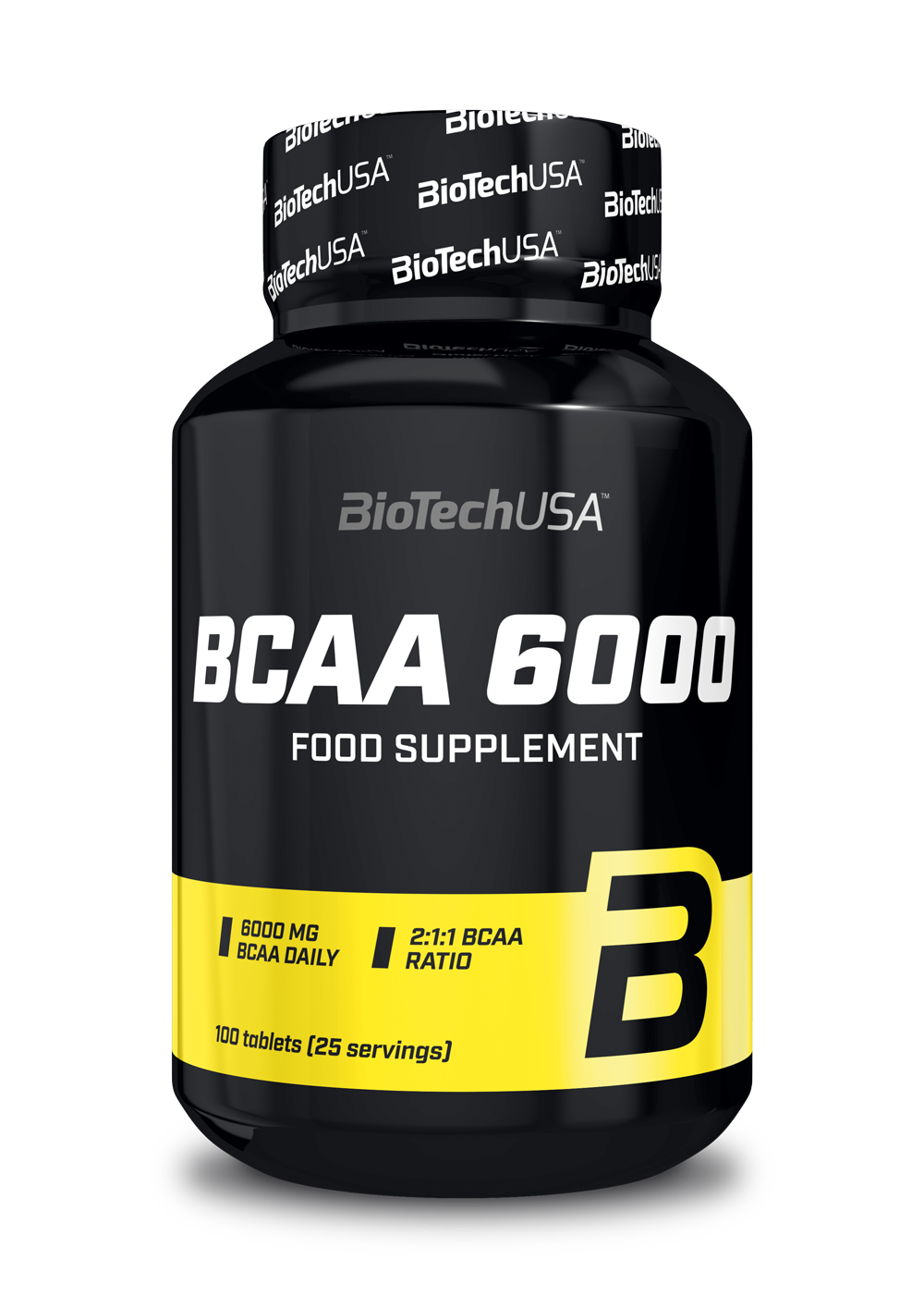 BioTech USA BCAA 6000 100 tab.