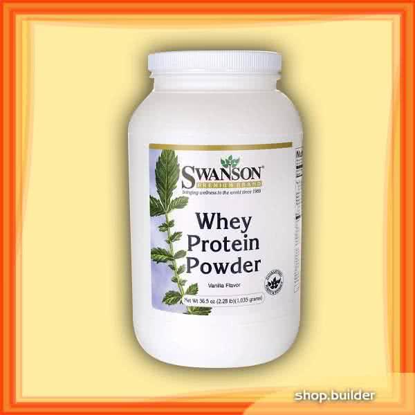 Swanson Whey Protein Powder 1,035 kg