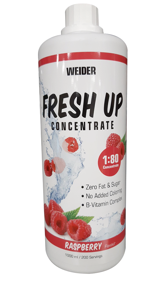 Weider Nutrition Fresh Up Extra Vitamin & Mineral Concentrate +L-Carnitine 1 lit.