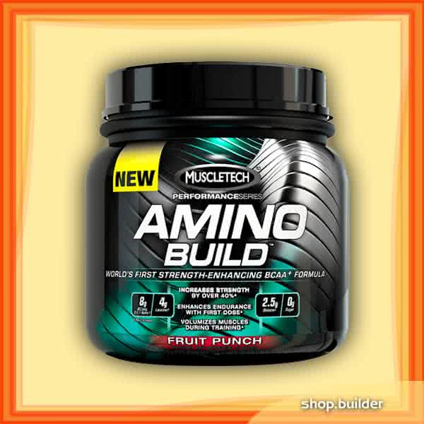 MuscleTech Amino Build 270 gr.
