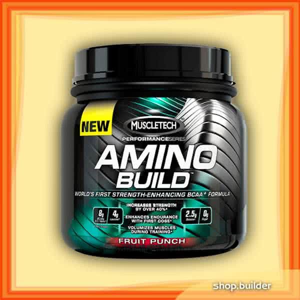 MuscleTech Amino Build 270 gr.