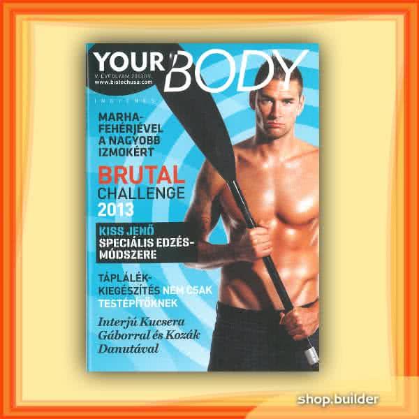 Könyvek/Magazinok Your Body 2013/04