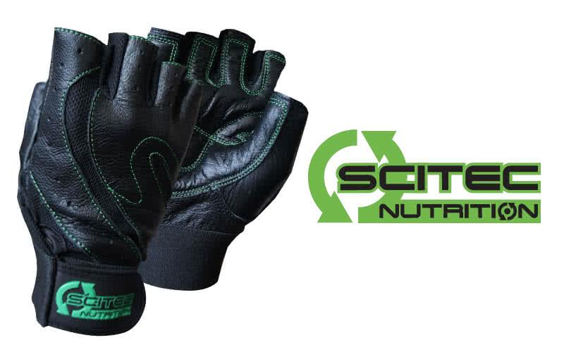 Scitec Nutrition Green Style edzőkesztyű pár