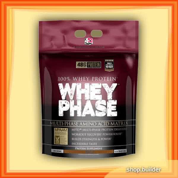 4DN USA Whey Phase 0,454 kg