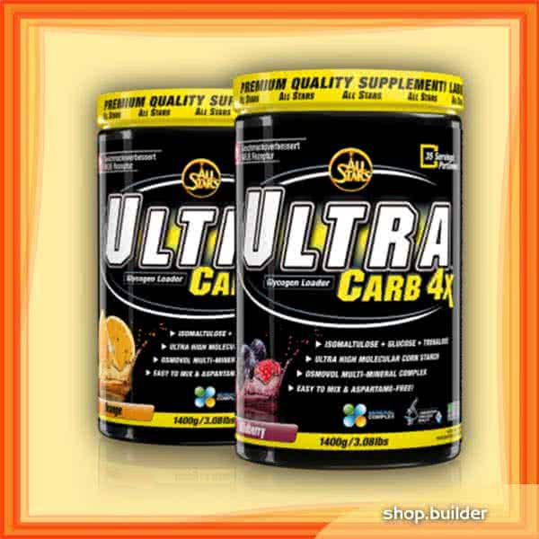 All Stars Ultra Carb 4X 1,4 kg