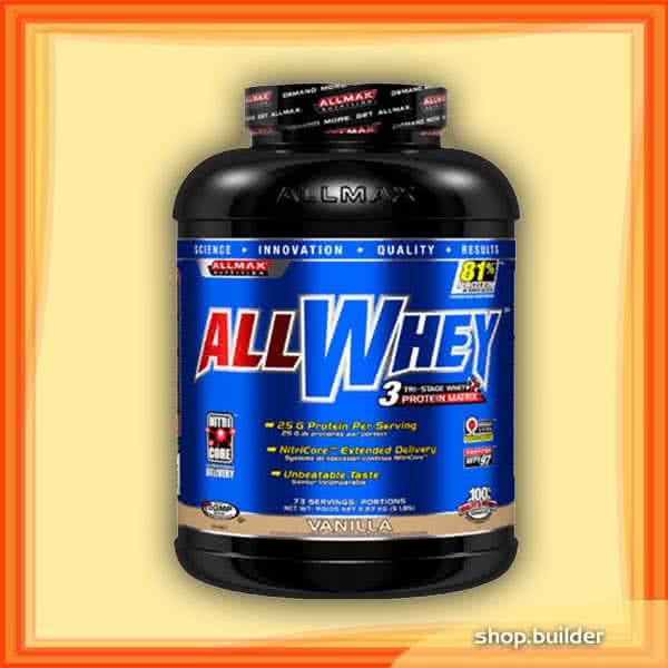 AllMax Nutrition AllWhey 2,27 kg