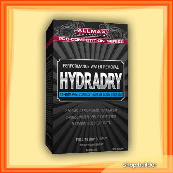 AllMax Nutrition HydraDry 84 kap.