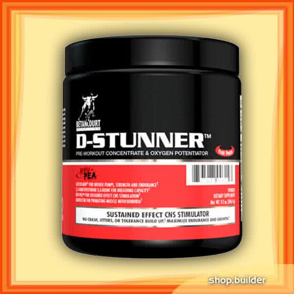 Betancourt Nutrition D-Stunner 260 gr.