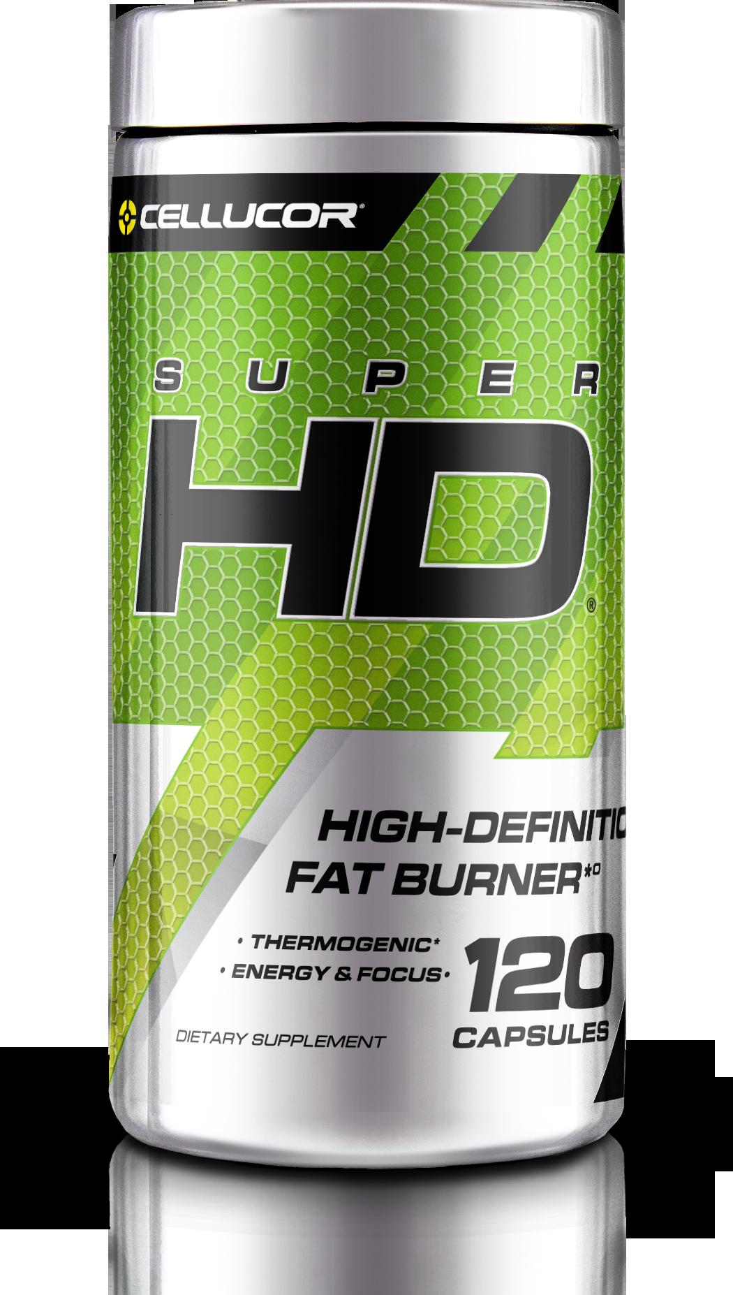 Cellucor Super HD 120 kap.