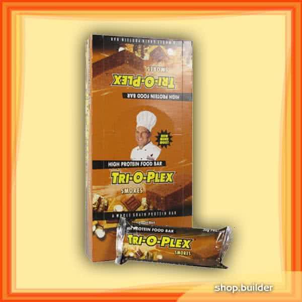 Chef Jay`s Tri-O-Plex Bar 12x118 g