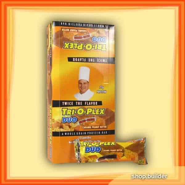 Chef Jay`s Tri-O-Plex Duo Bar 12x100 g