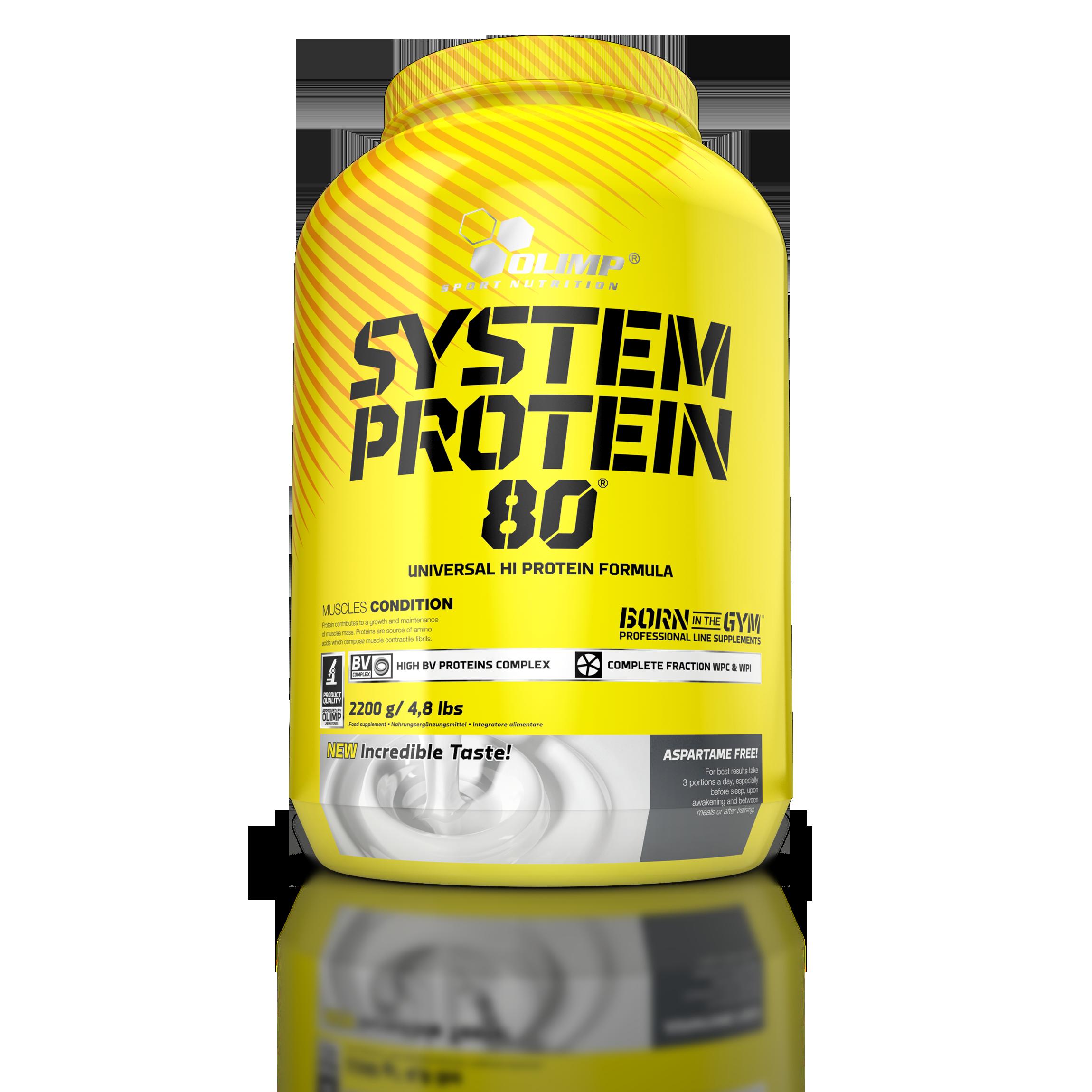 Olimp Sport Nutrition System Protein 80 2,2 kg