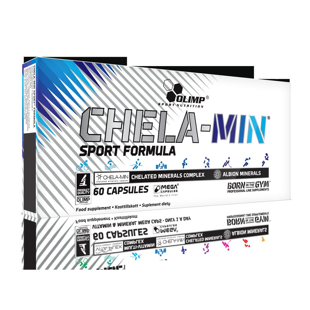 Olimp Sport Nutrition Chela-Min Sport Formula 60 kap.