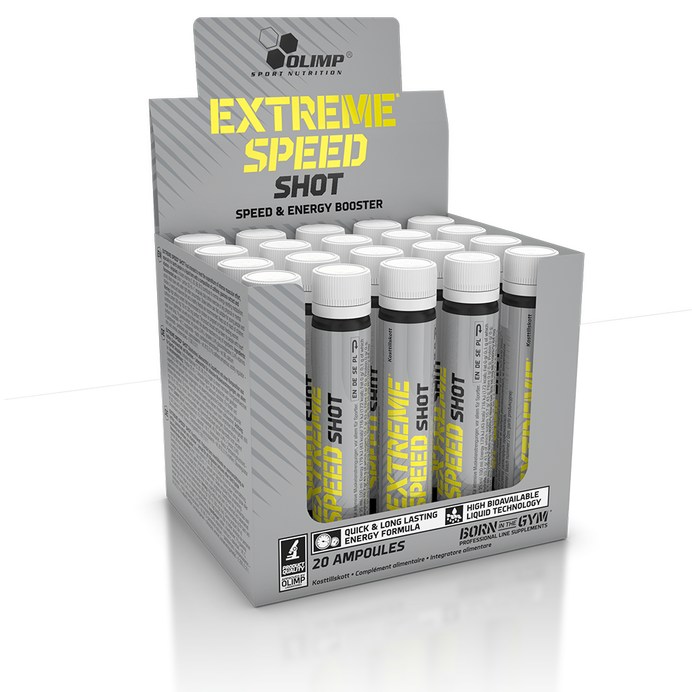 Olimp Sport Nutrition Extreme Speed Shot 20x25 ml