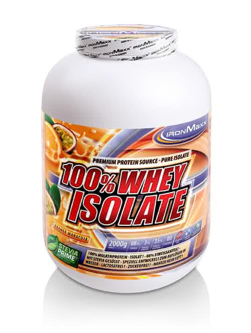 IronMaxx 100% Whey Isolate 2 kg