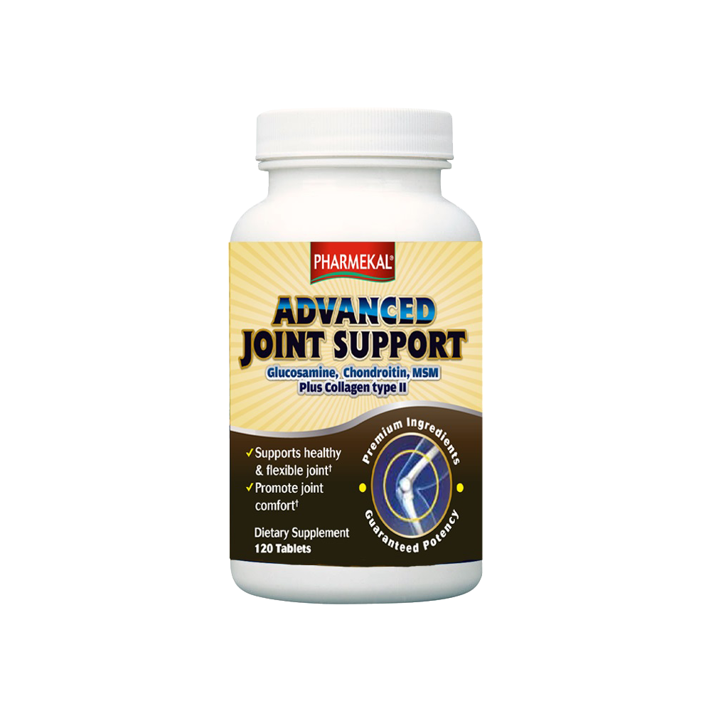 Pharmekal Advanced Joint Support 120 tab.