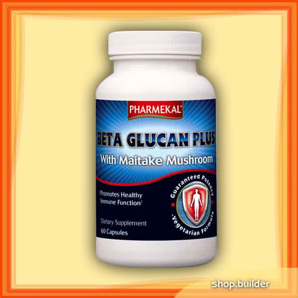 Pharmekal Beta Glucan Plus 60 kap.