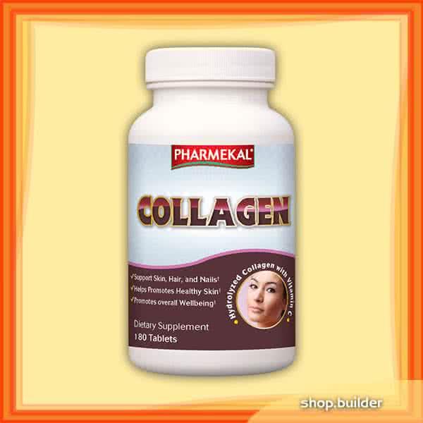 Pharmekal Collagen 180 tab.