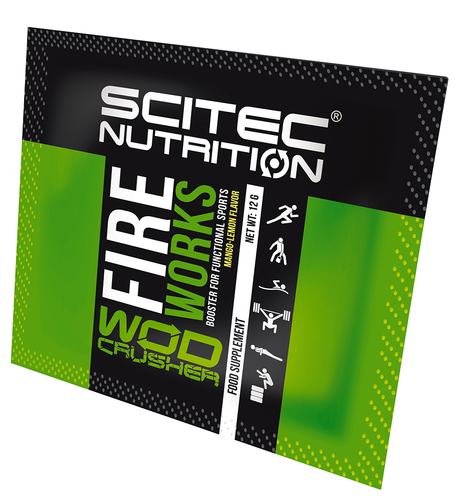 Scitec Nutrition WOD Crusher Fire Works 12 gr.