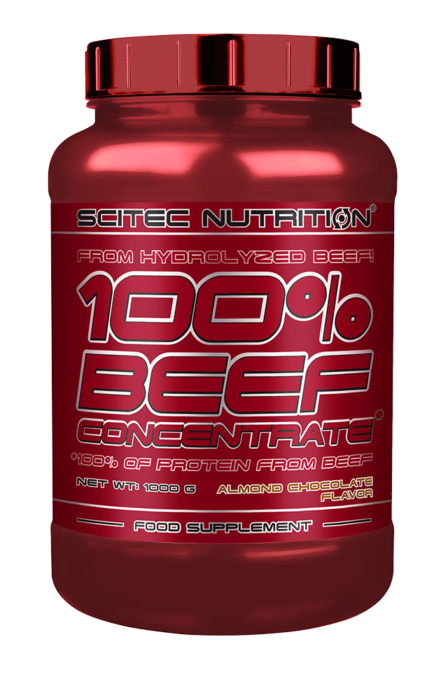 Scitec Nutrition 100% Beef Protein Concentrate 1 kg