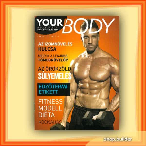 Könyvek/Magazinok Your Body 2014/1.