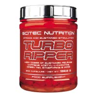 Scitec Nutrition Turbo Ripper (200 kap.)